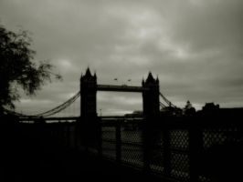 The Victorian Tower Bridge by Demyan