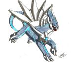 Dialga by CeruleanInquisition