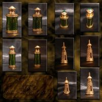 Bottle gold set wicasa-stock by Wicasa-stock