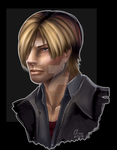 Leon S. Kennedy (RE6) by 5catsonebowl