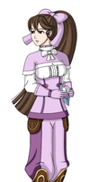 Fire Emblem: Awakening OC - Antoinette by Great-Aether