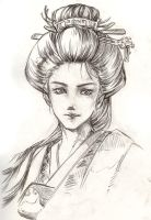 Ooku: Royal Japanese Concubine by LagunaL8