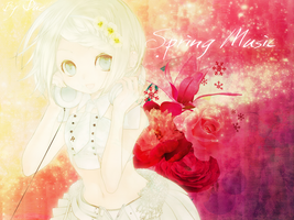 Rin _ ''Spring Music'' by Duekko