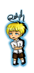 Chibi Ralph by helterskelter-walter