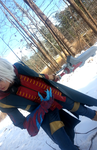 Devil May Cry 4 - Nero - SLAM DUNK! by snow0storm