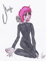 Five Nights At Freddy's 2: Human Mangle by DemonBarberLucy