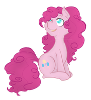 Pinkie by CakeGun