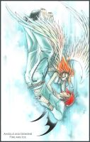Angel and Demon - Collab by aquarei