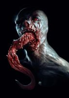 The Strain by BennyKusnoto
