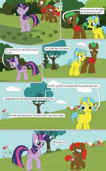 A Second Chance: Fimfic Comic - Page 4 by DarkofSTP