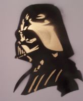 pimped vader by markcrossey
