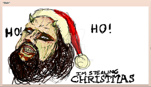 Stealing Christmas by Micky-K