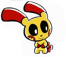 .-.Plusle.-. by LeniProduction