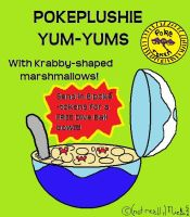 pokeplushies cereal entry by nicki545
