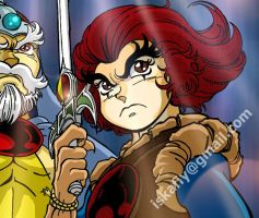 Thundercats by Iskafiy