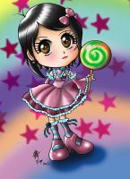 Hire chibi by ArGe