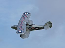 Hawker Demon Old Warden by davepphotographer