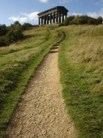 Penshaw Monument by twiggy101