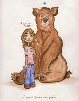 I Found a Bear by justincurrie