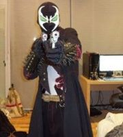 Spawn Cosplay by slayer500