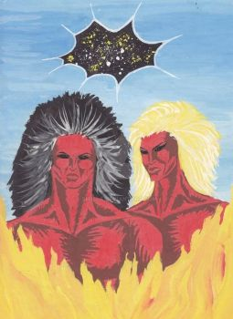 Brothers demons by Shiilla