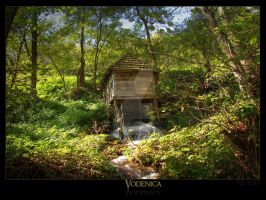 Water-mill 2 by Neshom