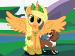 A Heart of Golden Delicious by Beavernator