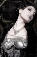 Ophelias Steampunk, bite her.. by HaraldW