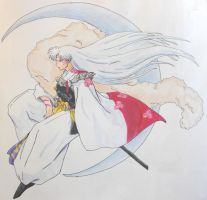 Sesshomaru by 4EverLove-Sesshomaru
