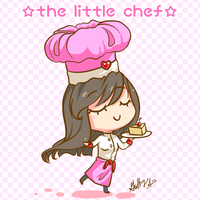 The Little Chef by Pluffers