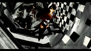 MMD Request 4 by RinRinTyaan