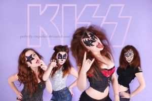 KISS Army. by Perfectly--Imperfect