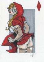Zenescope's Red Riding Hood by LordSantiago