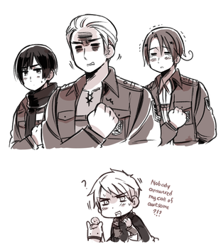 Shingeki no Hetare by Cioccolatodorima