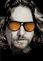 The Dude big lebowski by Cthulhu79