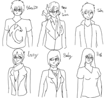 TPOCT contestants batch 2 by TheShadowsStrike