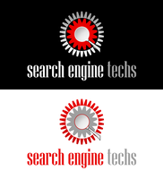 Search Engine Techs Logo by pedrosampaio