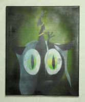 Chrysalis Canvas Painting by Petro1986