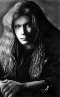 Dave Mustaine IV by AnastasiumArt