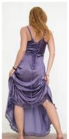 Purple Dress Part Two by Lisajen-stock