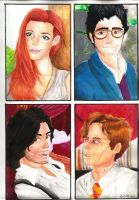 the marauders by giadina96