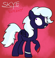 Skye Cupcakes by muzza299