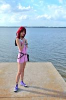 Kairi: Too Many Zippers by leppa-berry