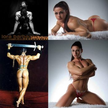 Daily Fitspiration Lora Barbazza by zenx007