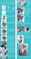 Spiritwollf's Fur Tutorial by Spiritwollf