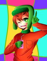 Kyle Broflovski by PieperStars