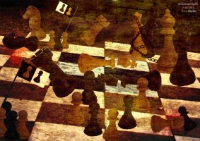 Revolution of Pawns by Mohammedradhi
