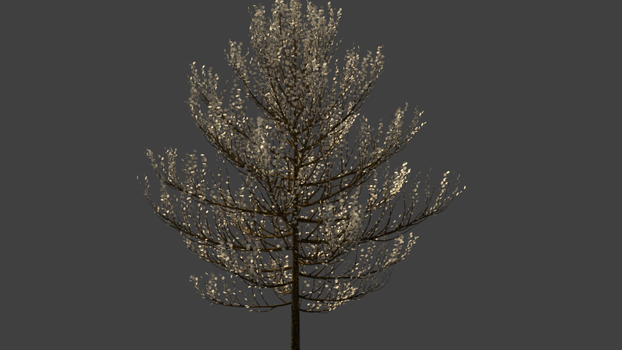 Realistic Tree by therealitydreamers