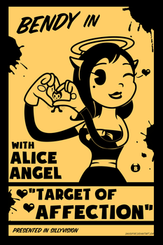 Alice Angel - Target of Affection by davidsfire