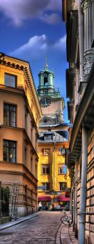 Postcard from Stockholm 3 by carlzon
